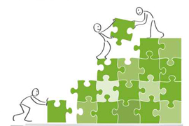 Stiftung Integration - Puzzle